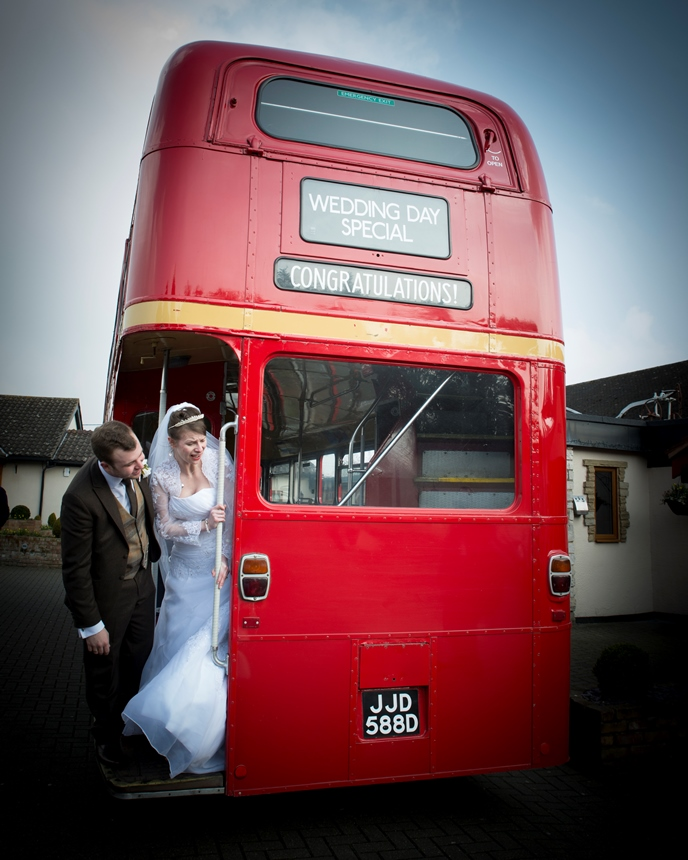 Hiring a writer bus for wedding